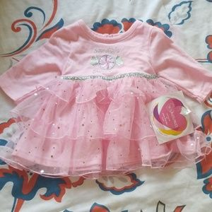 NWT baby girl dress for Christmas size 6-9 months